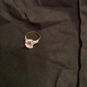 CZ fashion  ring